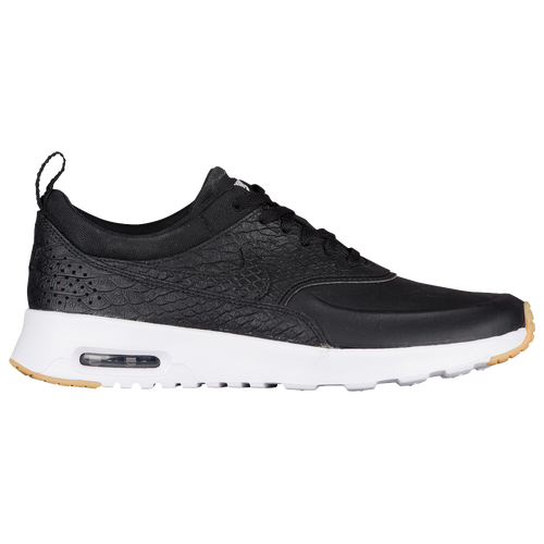 classic fit 212a6 ec175 Nike Air Max Thea - Womens - Black  White ...