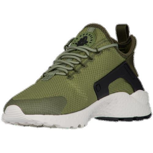 Nike Air Huarache Women S Running Shoes Palm Green Legion