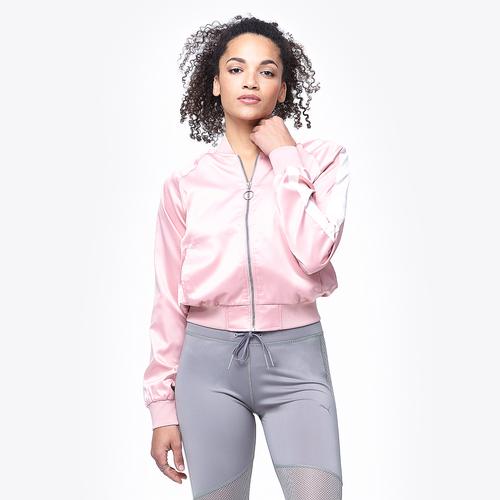 d11ca9c7f324 PUMA En Pointe Satin Jacket - Women s.  49.99. Main Product Image