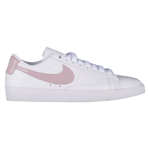 Nike Blazer Low - Women's Casual - White/Particle Rose/White A3961105