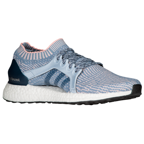 ... adidas Ultra Boost X - Women\u0027s - Light Blue / Navy