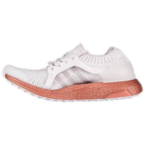 ... adidas Ultra Boost X LTD - Women\u0027s - Off-White / Orange