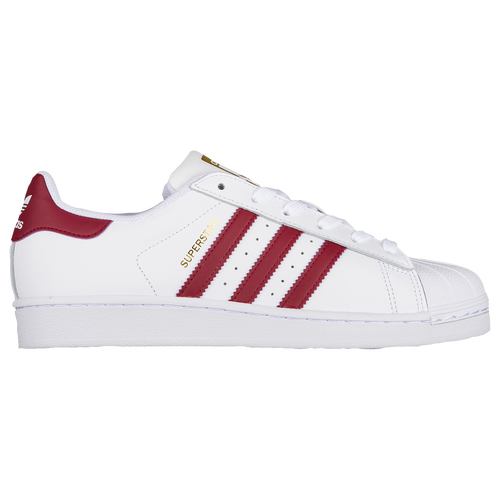... adidas Originals Superstar - Women\u0027s - White / Red