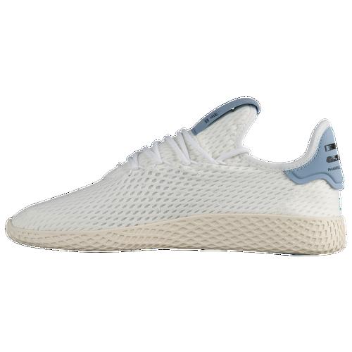 adidas Originals PW Tennis HU - Men\u0027s - White / Light Blue