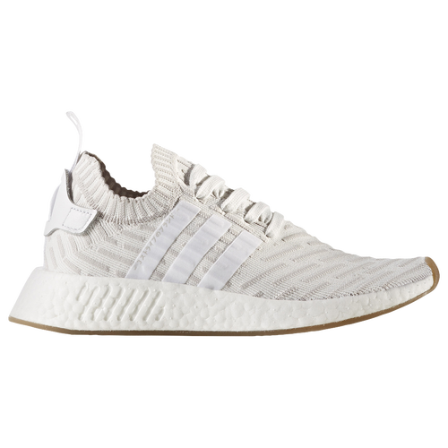 ... adidas Originals NMD R2 Primeknit - Women\u0027s - All White / White