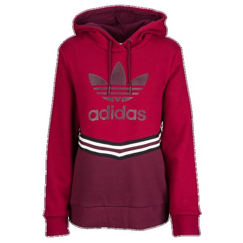 adidas Originals Adibreak Varsity Sweatshirt  70.00  70.00 · adidas  Originals Adibreak Varsity Hoodie - Women s - Maroon   Cardinal 39eeb7450d7