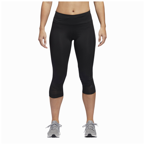 adidas Supernova 3/4 Tights - Women\u0027s - All Black / Black