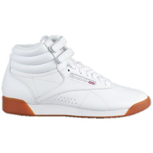 7a50910d604 Reebok Freestyle Hi - Women s - Shoes