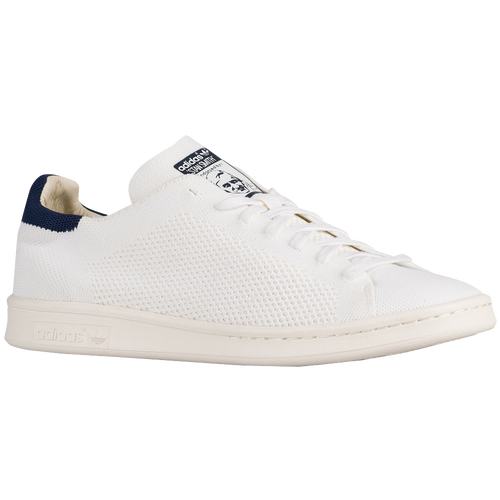 ... adidas Originals Stan Smith Primeknit - Women\u0027s - White / Navy