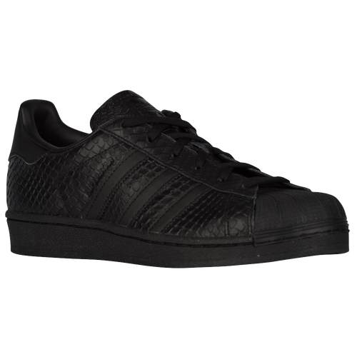 ... adidas Originals Superstar - Women\u0027s - All Black / Black